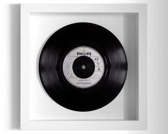 "Nana Mouskouri ""I Have A Dream"" Framed 7"" Vinyl Record"