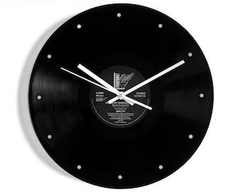"""Sinitta """"Cross My Broken Heart"""" Vinyl Record Wall Clock"""