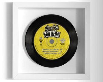 "Lou Bega ""Mambo No 5"" Framed CD"