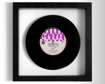 "Toyah ""It's A Mystery"" Framed 7"" Vinyl Record"