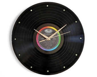 "Hot Chocolate ""The Very Best Of"" Vinyl Record Wall Clock"