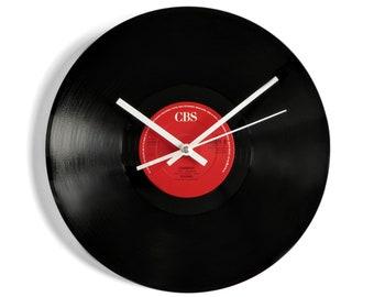 "Kaoma ""Lambada"" Vinyl Record Wall Clock"