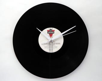 Fine Young Cannibals Vinyl Record Wall Clock