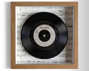 Framed Music