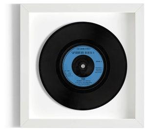 """Spandau Ballet """"True"""" Framed 7"""" Vinyl Record"""