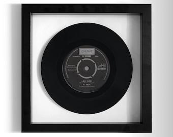 "Al Green ""L-O-V-E (Love)"" Framed 7"" Vinyl Record"