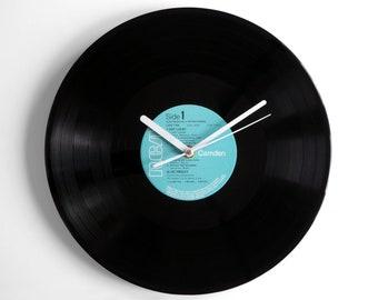 "Elvis Presley ""I Got Lucky"" Vinyl Record Wall Clock"