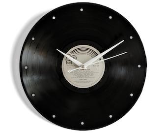 "Terry Jacks ""Seasons In The Sun"" Vinyl Record Wall Clock"