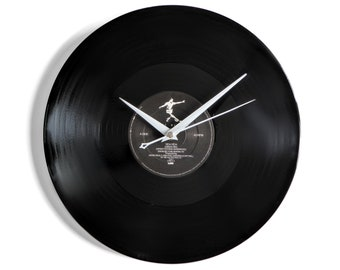"Matt Bianco ""Yeh Yeh"" Vinyl Record Wall Clock"