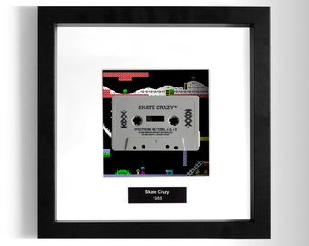 Skate Crazy Framed ZX Spectrum Game