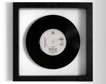 """Alison Moyet """"That Ole Devil Called Love"""" Framed 7"""" Vinyl Record"""