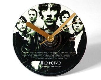 "The Verve ""Urban Hymns"" CD Clock and Keyring Gift Set"