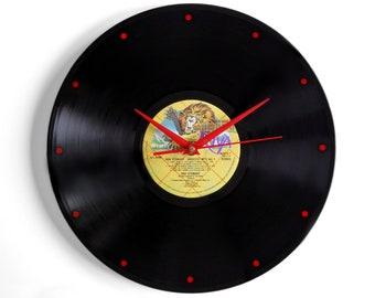 """Rod Stewart """"Greatest Hits Vol 1"""" Vinyl Record Wall Clock"""