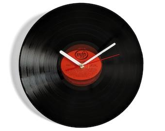 """The Shadows """"Mustang"""" Vinyl Record Wall Clock"""