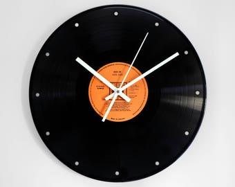 "David Essex ""Rock On"" Vinyl Record Wall Clock"