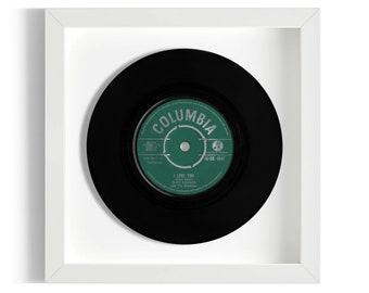 """Cliff Richard """"I Love You"""" Framed 7"""" Vinyl Record"""