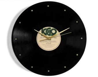 The Tourists Vinyl Record Wall Clock