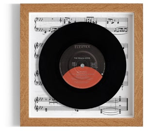 """The Beach Boys """"Kokomo"""" Framed 7"""" Vinyl Record"""