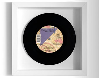 """Prince """"Sign 'O' The Times"""" Framed 7"""" Vinyl Record"""