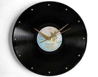 "Bread ""The Sound Of"" Vinyl Record Wall Clock"