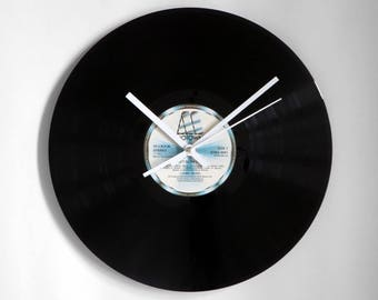 "Lionel Richie ""Can't Slow Down"" Vinyl Record Wall Clock"