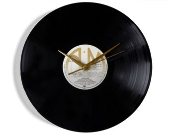 "Carpenters ""Horizon"" Vinyl Record Wall Clock"