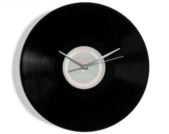 "Spandau Ballet ""Diamond"" Vinyl Record Wall Clock"
