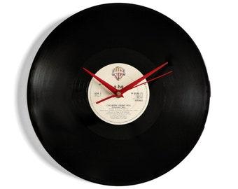 """A-ha """"I've Been Losing You"""" Vinyl Record Wall Clock"""