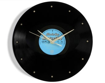 "Status Quo ""Blue For You"" Vinyl Record Wall Clock"