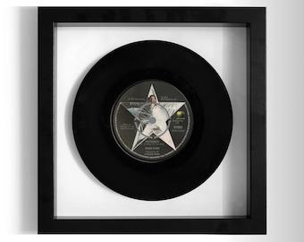 "Ringo Starr ""Photograph"" Framed 7"" Vinyl Record"