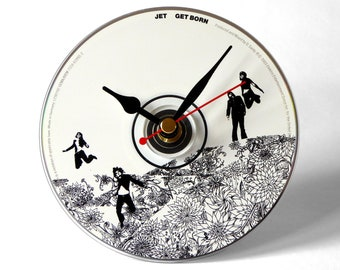 "Jet ""Get Born"" CD Clock and Keyring Gift Set"