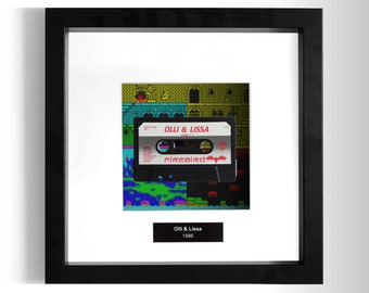 Olli & Lissa Framed ZX Spectrum Game