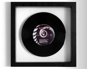 "James Blunt ""Carry You Home"" Framed 7"" Vinyl Record"