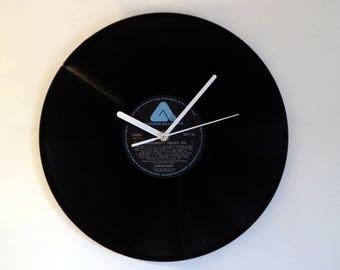 Showaddywaddy Greatest Hits Vinyl Record Wall Clock