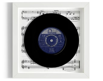 "The Troggs ""Wild Thing"" Framed 7"" Vinyl Record"