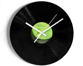 "Cliff Richard ""Green Light"" Vinyl Record Wall Clock"