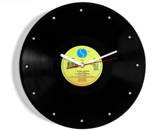 "Ice-T ""Lethal Weapon"" Vinyl Record Wall Clock"