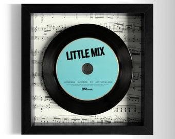 "Little Mix ""Cannonball"" Framed CD"