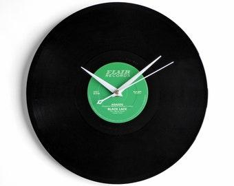 """Black Lace """"Agadoo"""" Vinyl Record Wall Clock"""