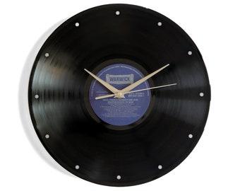 "Brotherhood Of Man ""Sing Twenty Number One Hits"" Vinyl Record Wall Clock"