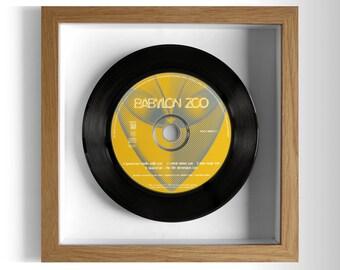 """Babylon Zoo """"Spaceman"""" Framed CD"""