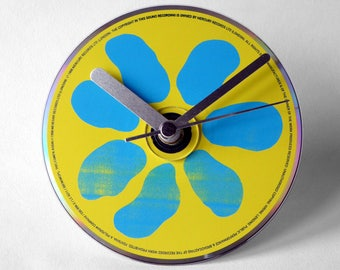Disc Clocks