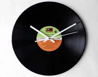 "Sister Sledge ""All American Girls"" Vinyl Record Wall Clock"