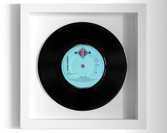 "Donna Summer ""I Feel Love"" Framed 7"" Vinyl Record"
