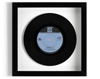 """The Kinks """"Apeman"""" Framed 7"""" Vinyl Record"""