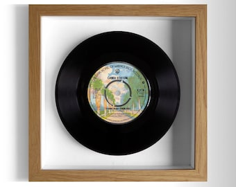 "Candi Staton ""Young Hearts Run Free"" Framed 7"" Vinyl Record"