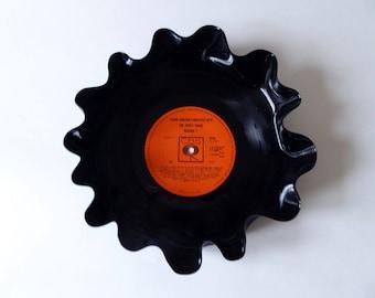 Vinyl Bowls