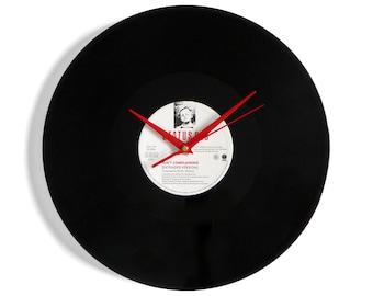 "Status Quo ""Ain't Complaining"" Vinyl Record Wall Clock"