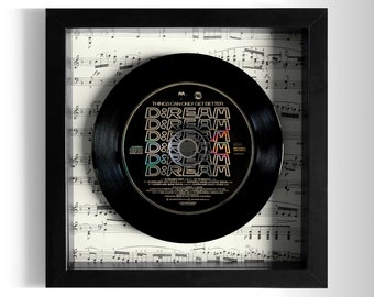 """D:REAM """"Things Can Only Get Better"""" Framed CD"""