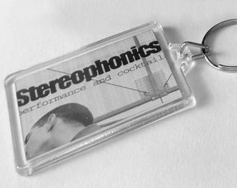 Stereophonics Keyring from CD Booklet